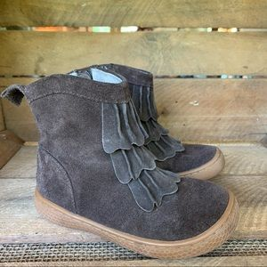 • livie & luca • leather boots kids 9